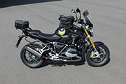 BMW R1200R 2015 Hornig conversion