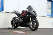 BMW S1000RR 2011 right angular