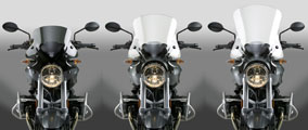 ZTechnik Windshield BMW R1200R