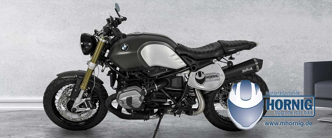BMW RnineT by Hornig